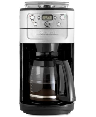 Cuisinart DGB-700BC Coffee Maker, Grind & Brew 12-Cup Programmable