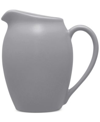 Noritake Colorwave Slate Stoneware Creamer, A Macy's Exclusive Style