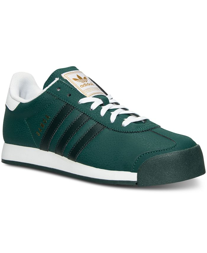 adidas - Men's Samoa Casual Sneakers from Finish Line