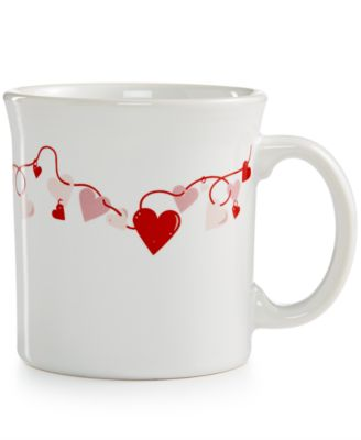 Fiesta Heart Collection Heart Strings Mug