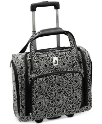 "CLOSEOUT! London Fog Greenwich 15"" Rolling Personal Case, Only at Macy's"