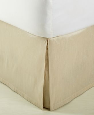 Hotel Collection Finest Sunburst King Bedskirt, Only at Macy's