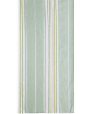 "Lenox French Perle Stripe Collection 70"" Table Runner"