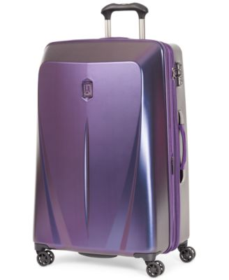 "Travelpro Walkabout 3 29"" Expandable Hardside Spinner Suitcase, Only at Macy's"