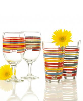 Fiesta Glassware