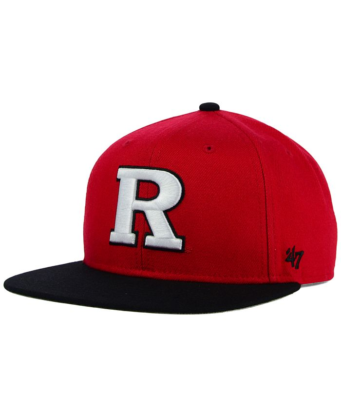 '47 Brand - Kids' Rutgers Scarlet Knights Lil Shot Captain Cap