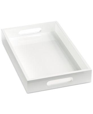 Home Design Studio Small Lacquer Tray, Only at Macy's