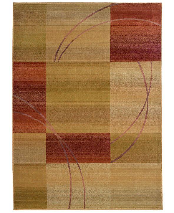 """Oriental Weavers Area Rug, Generations 1608D Jayden 2' 3"""" x 4' 5"""""""