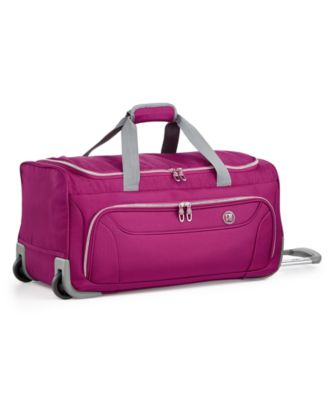 "Revo City Lights 2.0 22"" Rolling Duffel, Only at Macy's"