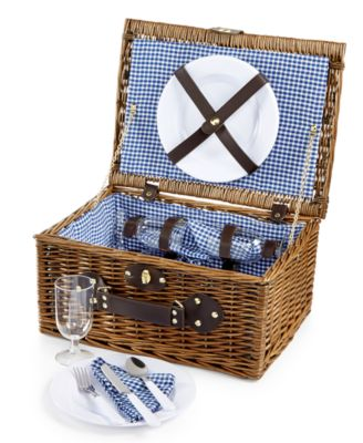 Home Design Studio 25-Pc. Picnic Basket Set, Only at Macy's