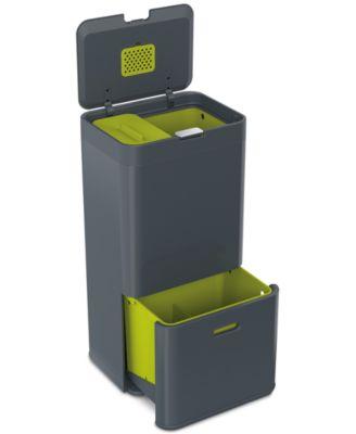 Joseph Joseph Totem 60-Liter Waste Separation & Recycling Unit