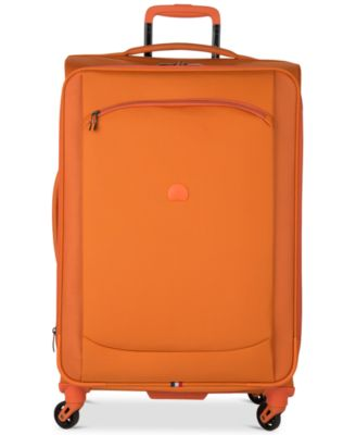 CLOSEOUT! Delsey Hyperlite 2.0 25'' Expandable Spinner Suitcase in Orange, Only at Macy's