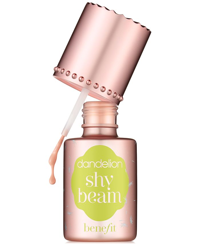 Benefit Cosmetics - shy beam nude pink matte-radiance highlighter