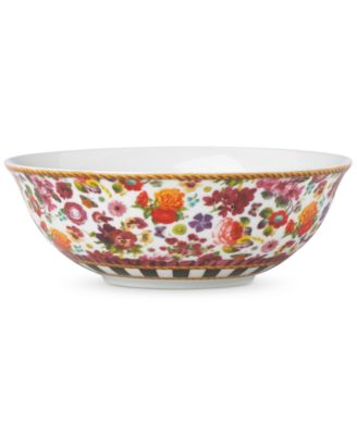 Lenox Melli Mello Isabelle Floral Collection All-Purpose Bowl, Exclusively available at Macy's