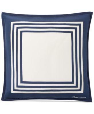 "Ralph Lauren Kiera 20"" Square Decorative Pillow"