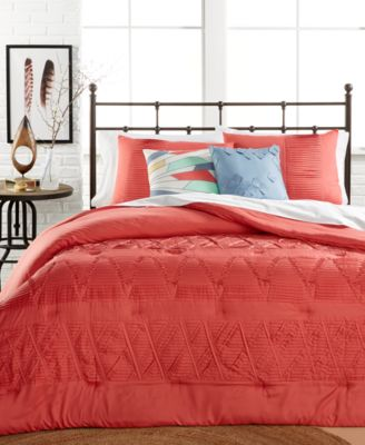 Origami 5-Piece Full/Queen Comforter Set
