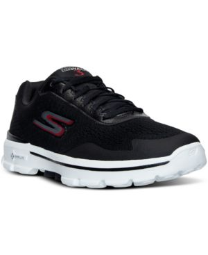 Skechers Men's GOwalk 3 - Reaction Walking Sneakers from Finish Line