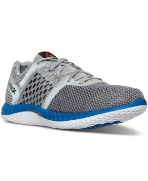 UPC 888594948621 product image for Reebok Men s ZPrint Run Running Sneakers  from Finish Line  c142f2dc0