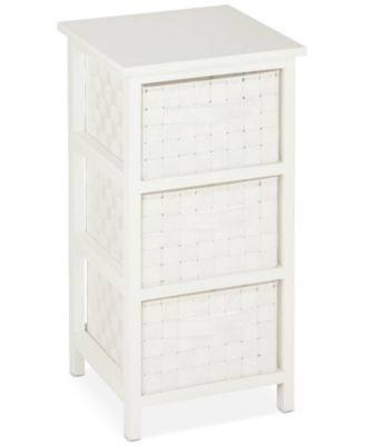 Honey Can Do 3-Drawer Storage Chest