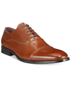 Unlisted by Kenneth Cole Men's Half-Time Sy Oxfords Men's Shoes