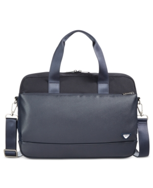 Armani Jeans Men's Codice Briefcase
