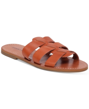 Lucky Brand Aisha Huarache Flat Sandals Women's Shoes