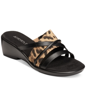 Aerosoles Flagship Wedge Sandals Women's Shoes