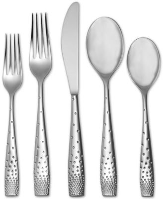 Nambe Dazzle 5-Piece Place Setting