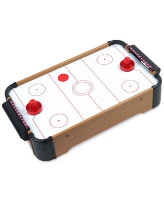 Mini Tabletop Air Hockey Set