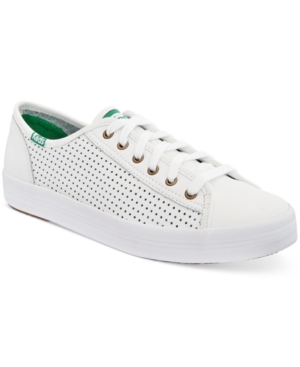 Keds Women's Kickstart Perforated Sneakers Women's Shoes