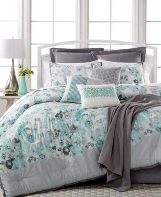 CLOSEOUT! Cascavel 10-Piece King Comforter Set