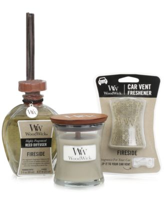 WoodWick Candle Trio Gift Set