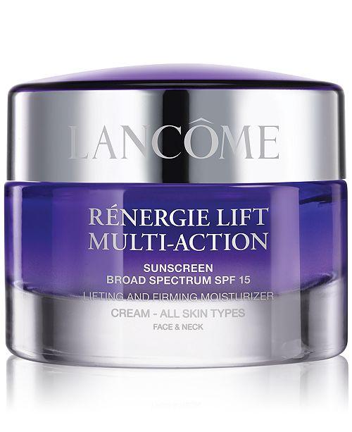 lancome moisture cream