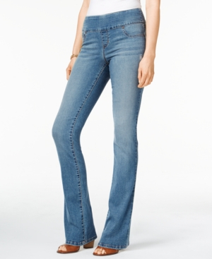Style & Co. Pull-On Republic Wash Bootcut Jeans  Only at Macy's
