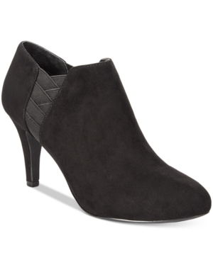 Style & Co. Arianah Dress Booties, Only at Macy's Women's Shoes