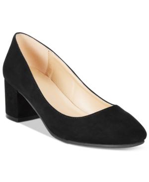 Wanted Amelia Block-Heel Pumps Women's Shoes