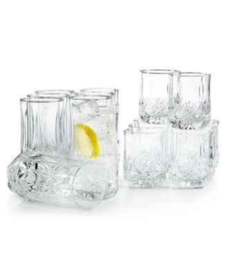 Luminarc Brighton 16 Piece Glassware Set