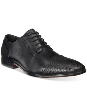 Alfani Men's Comfort Monroe Cap Toe Oxfords, Only at Macy's Men's Shoes