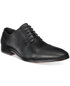 Alfani Men's Comfort Monroe Cap Toe Oxfords, Only at Macy's Men's Shoes
