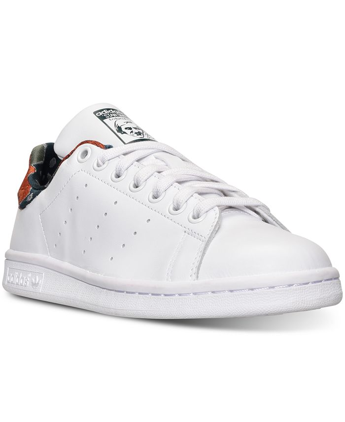 adidas Women's Stan Smith Casual Sneakers from Finish Line ...