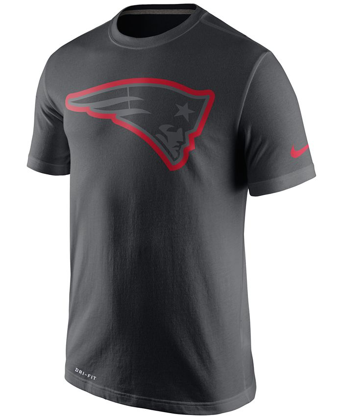 Nike - Men's New England Patriots Travel T-Shirt