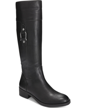 Style & Co. Astarie Riding Boots, Only at Macy's Women's Shoes