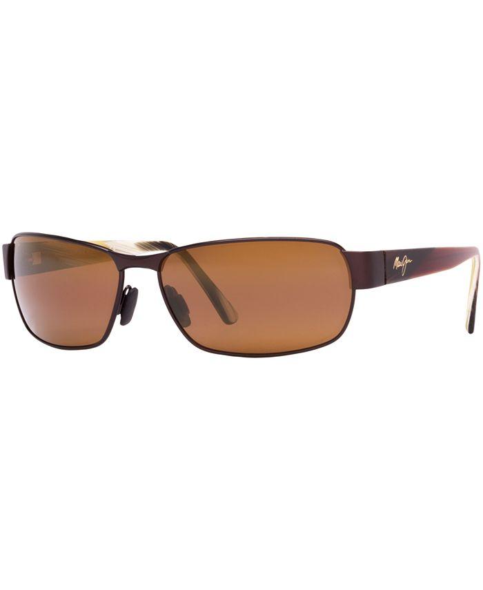 Maui Jim - Sunglasses, 249 Black Coral