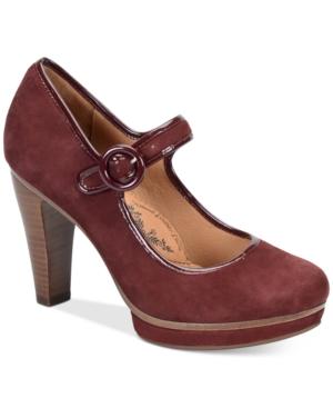Sofft Monique Mary Jane Platform Pumps Women's Shoes