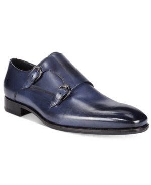 Roberto Cavalli Men's Brema Double Monk Loafers Men's Shoes