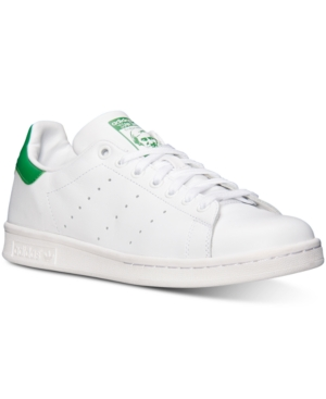 adidas Men's Originals Stan Smith Casual Sneakers from Finish Line