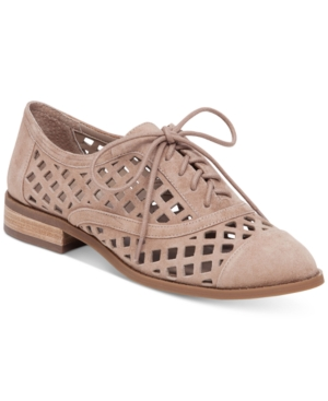 Jessica Simpson Dalasia Lattice Cutout Oxfords Women's Shoes