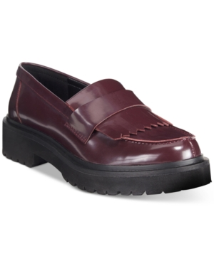 Nine West Account Tailored Loafers Women's Shoes
