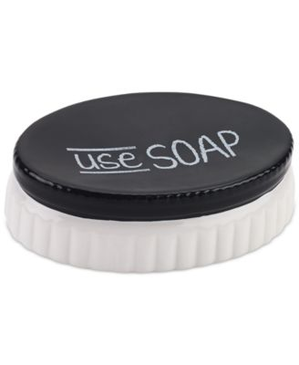 Chalk it Up Soap Dish