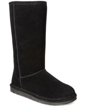 BEARPAW | Bearpaw Women'S Elle Tall Cold-Weather Waterproof Boots Women'S Shoes | Goxip